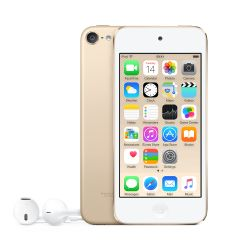 Apple iPodtouch 16GB Gold (MKH02NF-A)