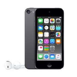 Apple iPod touch 32 GB Space Gray (MKJ02NF-A)