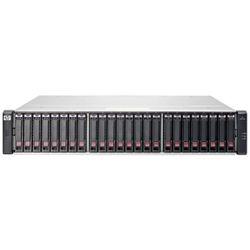 HPE MSA 2040 SAN no SFP w/6 600GB SAS SFF HDD Bundle/TVlite disk array 3,6 TB Rack (2U)
