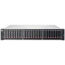 HPE MSA 2040 3600GB Rack (2U) Zwart disk array-M0T27A