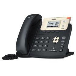 Yealink SIP-T21P E2 Handset met snoer LCD Zwart IP telefoon