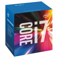 Intel Core i7-6700K 4GHz 8MB Smart Cache Box processor-BX80662I76700K