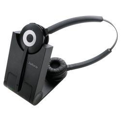 Jabra PRO 930 Duo MS Stereofonisch Hoofdband Zwart