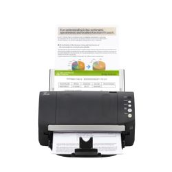 Fujitsu fi-7140 ADF-scanner 600 x 600DPI A4 Zwart, Wit