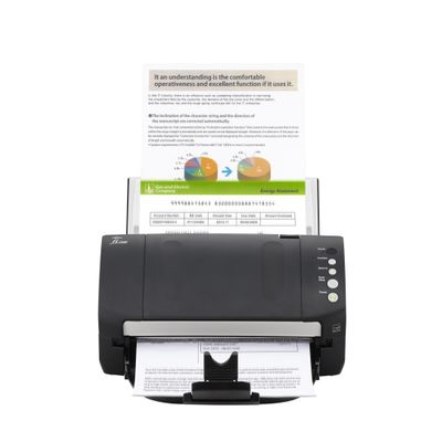 Fujitsu fi-7140 ADF-scanner 600 x 600 DPI A4 Zwart, Wit