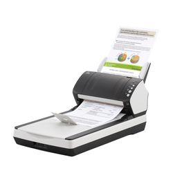 Fujitsu fi-7240 Flatbed-/ADF-scanner 600 x 600 DPI A4 Zwart, Wit