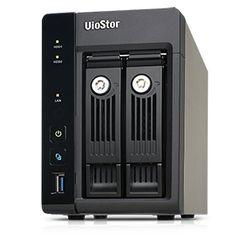 QNAP VS-2208 PRO+ data-opslag-server Ethernet LAN Toren Zwart, Grijs Opslagserver