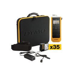 DYMO XTL 300 Kit labelprinter Thermo transfer 300 x 300 DPI Bedraad