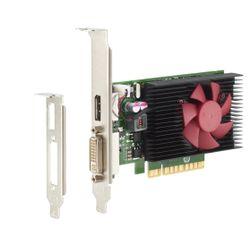 HP NVIDIA GeForce GT730 GFX (2 GB) PCIe x8 grafische kaart