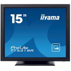 iiyama T1531SR-B3-15 LCD RTS 1024x768 DVI-D bk (T1531SR-B3)