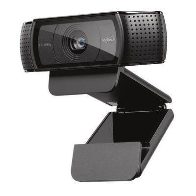 Logitech C920 PRO HD webcam 15 MP 1920 x 1080 Pixels USB 2.0 Zwart