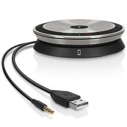 Sennheiser SP 20 ML Universeel USB 2.0 Zilver luidspreker