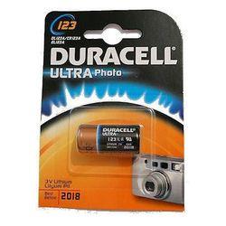 Duracell Ultra M3 3v Lithium Lithium 3V niet-oplaadbare