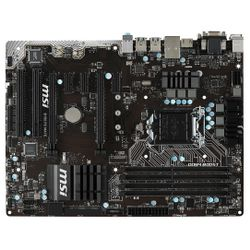 MSI B150 PC Mate Intel B150 LGA 1151 (Socket H4) ATX moederbord-B150 PC MATE