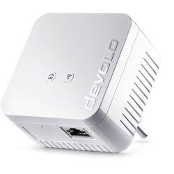 Devolo dLAN 550 WiFi Ethernet LAN Wi-Fi Wit 1stuk(s)
