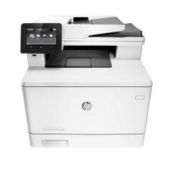 HP LaserJet M477fdn Laser 600 x 600 DPI 27 ppm A4