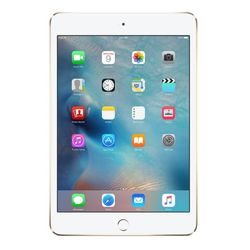 Apple iPad Mini4 Wi-Fi 128GB Gold (MK9Q2NF-A)