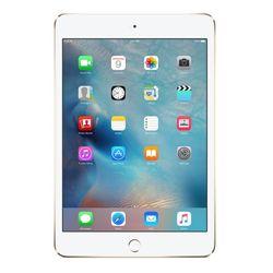 Apple iPad mini 4 128GB Goud tablet