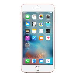 "Apple iPhone 6s Plus 14 cm (5.5"") 128 GB Single SIM 4G Roze"