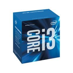 Intel Core i3-6100 3.7GHz 3MB L3 Box processor-BX80662I36100