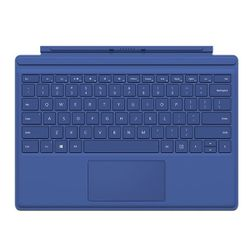 Microsoft Surface Pro 4 Keyboard Type Cover - Blue