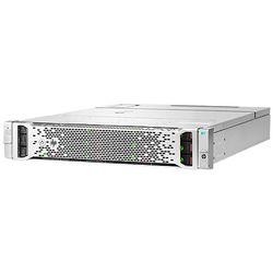 HPE D3700 w/25 1.8TB 12G SAS 10K SFF (2.5in) Enterprise Smart Carrier HDD 45TB Bundle disk array Rack (2U) Zilver