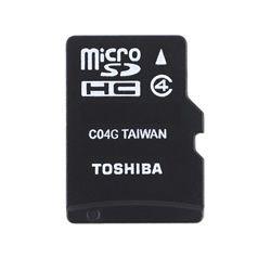 Toshiba HIGH SPEED M102 16GB 16GB MicroSDHC Klasse 4