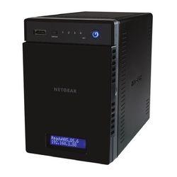 Netgear ReadyNAS 214 NAS Ethernet LAN Zwart