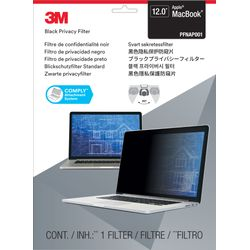 3M PFNAP001 Randloze privacyfilter voor schermen 30,5 cm (12