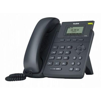Yealink SIP-T19P E2 IP telefoon Zwart Handset met snoer LCD