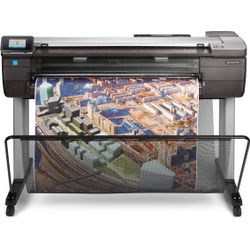HP Designjet T830 36-in Kleur 2400 x 1200DPI Thermische inkjet 914 x 1897 mm Wi-Fi grootformaat-printer