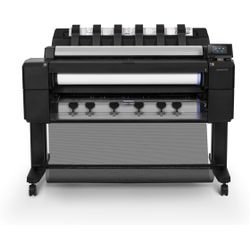 HP Designjet T2530 grootformaat-printer Kleur 2400 x 1200 DPI Thermische inkjet A0 (841 x 1189 mm) Ethernet LAN