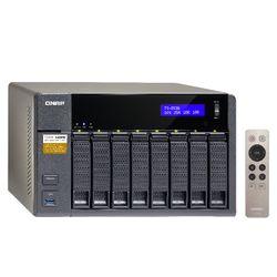 QNAP TS-853A NAS Toren Ethernet LAN Zwart
