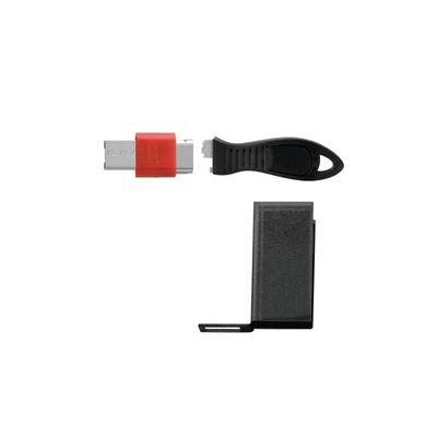 Kensington USB Port Lock met Beveiligingshouder