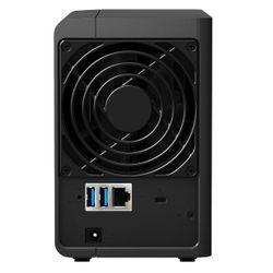 Synology DS216 NAS Desktop Ethernet LAN Zwart