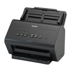 Brother ADS-2400N scanner 600 x 600 DPI ADF-scanner Zwart A4