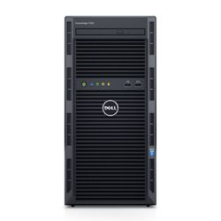 DELL PowerEdge T130 3GHz E3-1220V5 290W Mini Toren-T130-5805