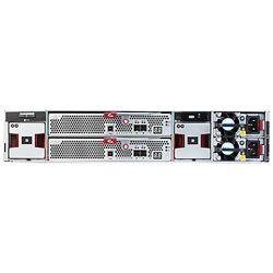 HPE D3600 w/12 8TB 12G SAS 7.2K LFF (3.5in) Midline Smart Carrier HDD 96TB Bundle disk array Rack (2U) Zilver