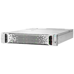 HPE D3700 w/25 600GB 12G SAS 10K SFF (2.5in) Enterprise Smart Carrier HDD 15TB Bundle disk array Rack (2U) Zilver
