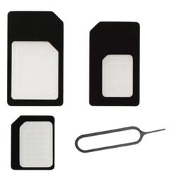 BeHello BEHGAD00018 SIM card adapter