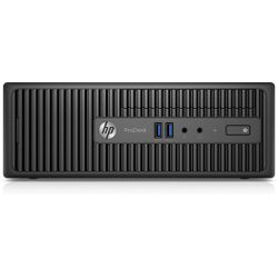 HP <p id='ice_summary_long_description'>HP 400 G3 SFF, ProDesk. Frequentie van processor: 3,2 GHz, Processorfamilie: Intel Core i5-