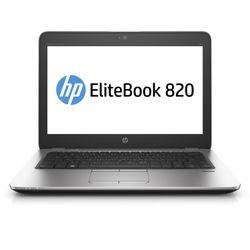 HP EliteBook 820 G3. Producttype: Ultrabook, Kleur van het product: Zilver, Formaat: Clamshell. Frequentie van processor: 2,5 GH