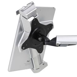 Ergotron 45-460-026 Multimedia-standaard Zilver