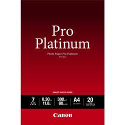 Canon PT-101 A2 Hoogglans Wit pak fotopapier