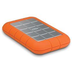 LaCie LAC9000448 2000GB Oranje externeharde schijf