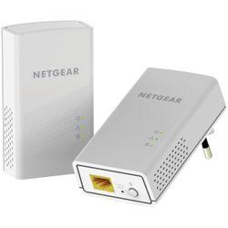Netgear Powerline 1000, 1000 Mbps - 1 Gigabit Poort + WiFi