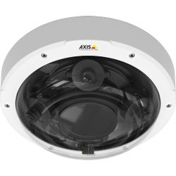 Axis P3707-PE IP-beveiligingscamera Binnen & buiten Dome Wit