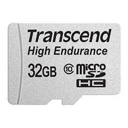 Transcend Transcend microSDHC 32GB Class 10 MLC High Endurance (TS32GUSDHC10V)