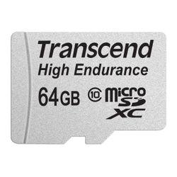 Transcend Transcend TS64GUSDXC10V Flash Card [64GB USD Card (Class 10) Video Rec (TS64GUSDXC10V)