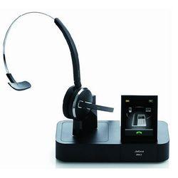 Jabra Pro 9470 Monauraal Zwart hoofdtelefoon